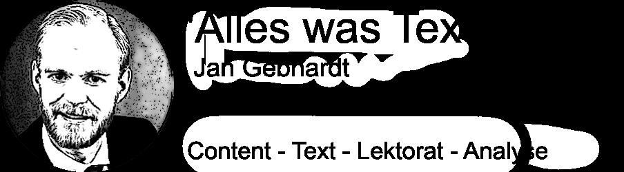 Jan Gebhardt Logo