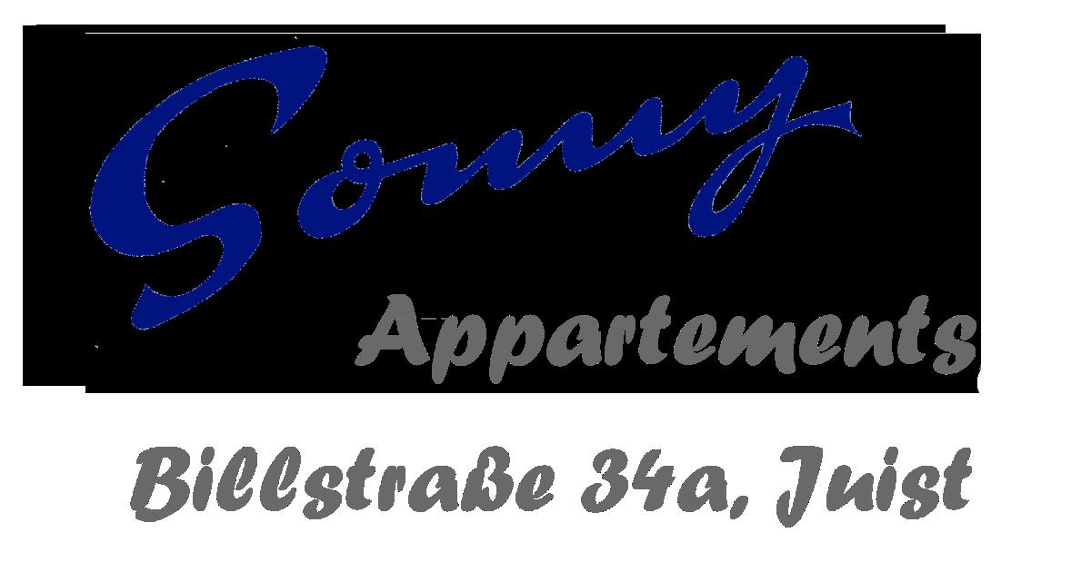 Sonny Appartements Juist